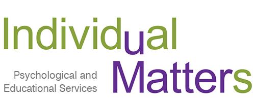 Individual Matters